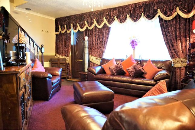 Living Room of Cherwell Terrace, Middlesbrough TS3