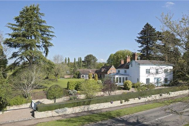 Thumbnail Detached house for sale in Henley Road, Great Alne, Alcester, Warwickshire