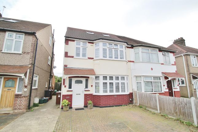 Thumbnail Semi-detached house to rent in The Drive, Isleworth
