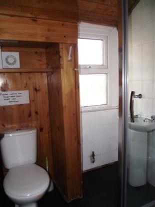 Shower Room of Derbyshire Lane, Hucknall, Nottingham NG15