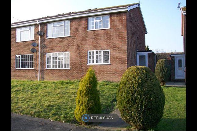Thumbnail Flat to rent in Jason Close, Bridlington