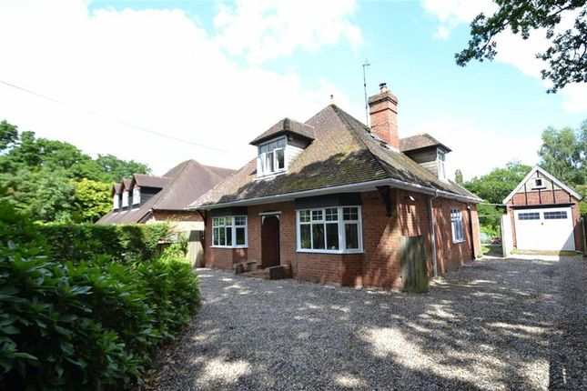 Thumbnail Detached bungalow for sale in Briff Lane, Upper Bucklebury, Reading, Berkshire