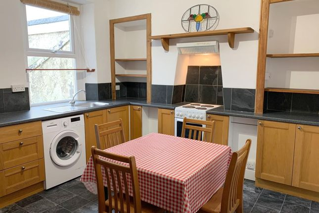 Thumbnail Terraced house to rent in Caswell Street, Swansea