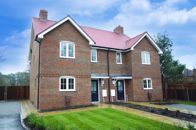 3 bedroom detached house for sale in Heath Road, Soberton