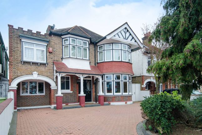 Thumbnail Detached house to rent in Gunnersbury Avenue, Ealing