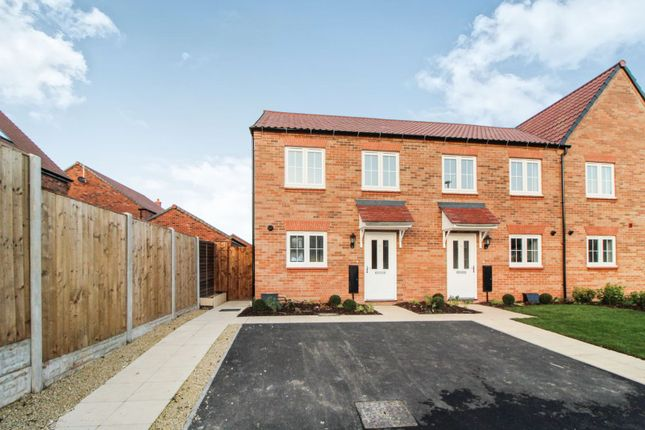 Thumbnail End terrace house for sale in 10 Lupin Close, Edwalton
