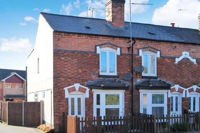 Thumbnail Terraced house to rent in Evesham Road, Redditch