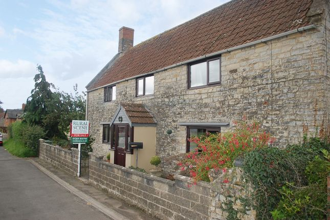 Thumbnail Detached house for sale in Pylle, Shepton Mallet