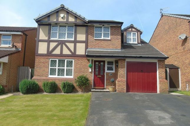Thumbnail Detached house for sale in Lloyd Road, Prescot