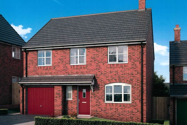 Thumbnail Detached house for sale in Malvern View, Bartestree, Hereford