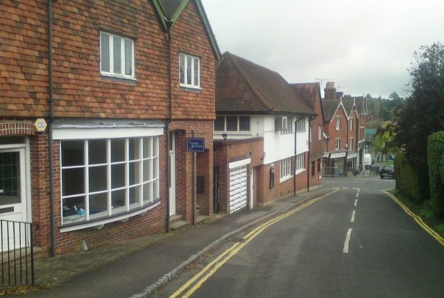 Thumbnail Retail premises to let in 1 College Hill, Haslemere