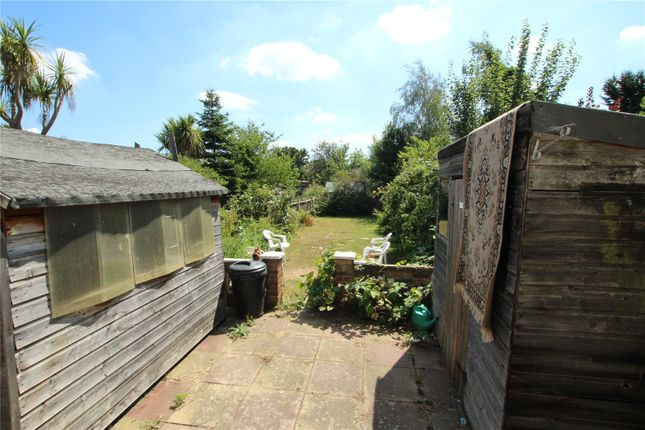 Garden of Birch Grove, South Welling, Kent DA16