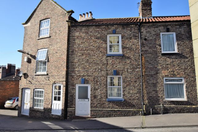 Thumbnail Terraced house for sale in Church Hill, Malton