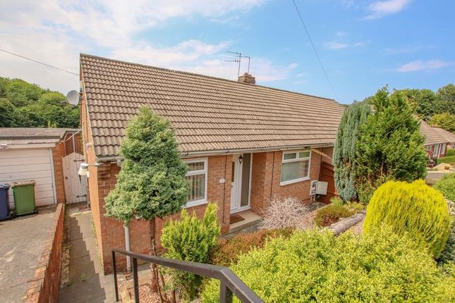 Thumbnail Semi-detached bungalow for sale in Woodview, Loftus, Saltburn-By-The-Sea