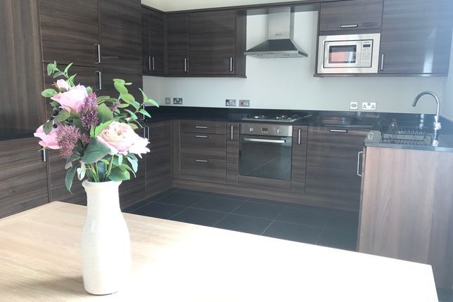 Thumbnail Town house to rent in Emily Court, Swansea