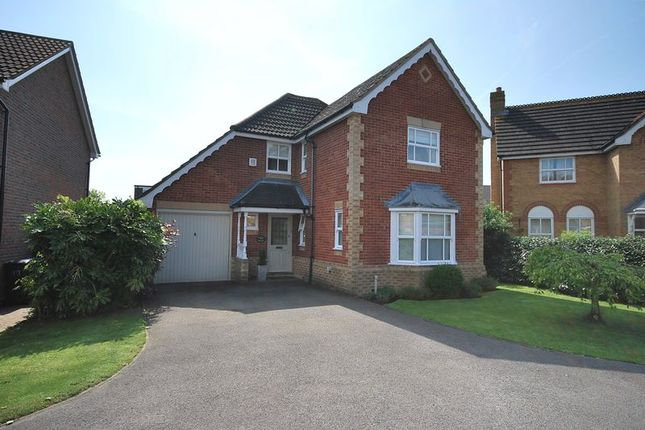 Thumbnail Detached house for sale in Hillier Place, Chessington
