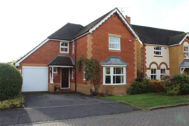 Detached house for sale in Levignen Close, Church Crookham, Fleet, Hampshire