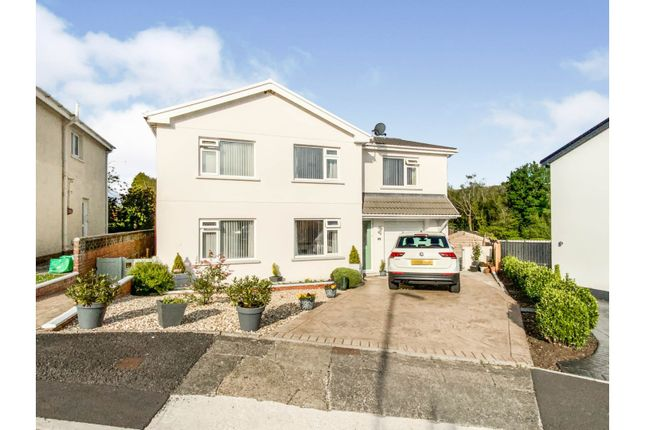 Detached house for sale in Stanley Place, Cadoxton