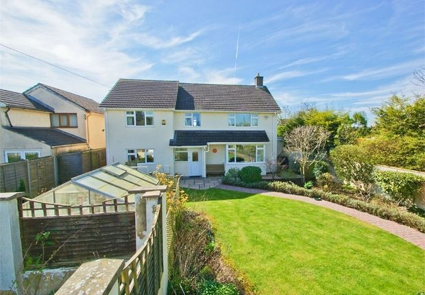 Thumbnail Detached house for sale in Prestleigh Road, Evercreech, Shepton Mallet, Somerset