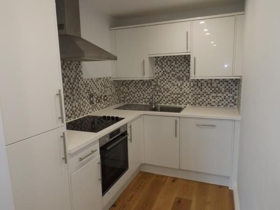 Kitchen of The Crescent, Newquay, Cornwall TR7