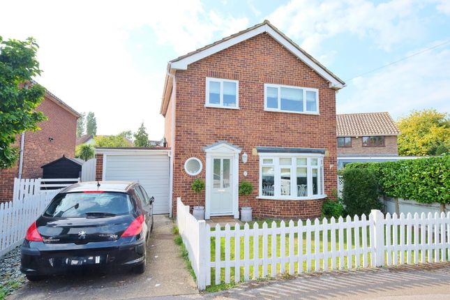 3 bed detached house for sale in Homesdale Road, Petts Wood, Orpington BR5