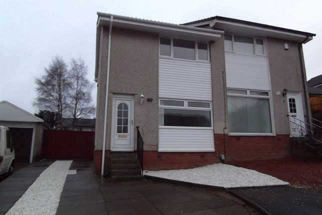 Thumbnail Semi-detached house for sale in 8 St. Leonards Walk, Carnbroe, Coatbridge