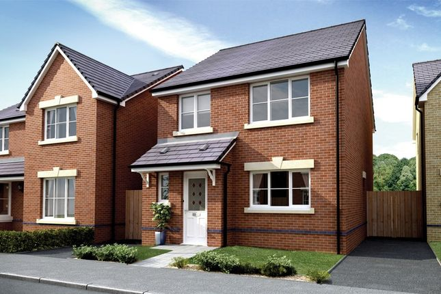 Thumbnail Detached house for sale in The Moulton E, Cae Sant Barrwg, Pandy Road, Bedwas