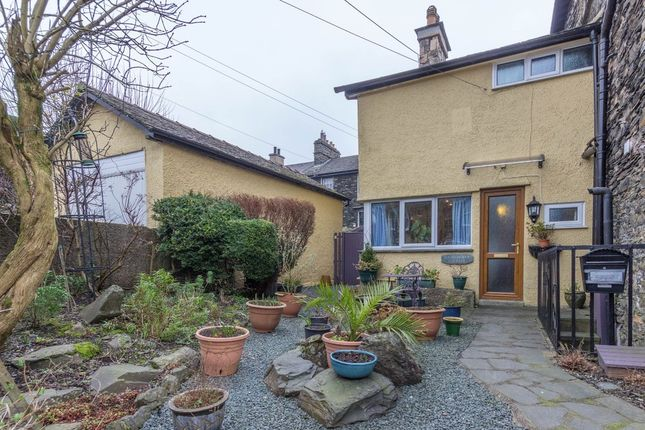 Thumbnail Cottage for sale in Hazelhurst Cottage, 2 Hazel Street, Windermere