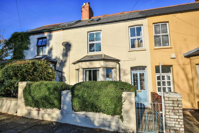 Thumbnail Terraced house for sale in St. Augustines Road, Penarth