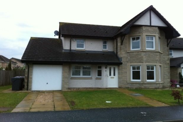 Thumbnail Detached house to rent in Westhaugh Road, Stirling