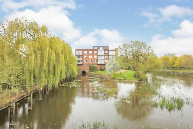 Thumbnail Flat for sale in Lucys Mill, Mill Lane, Stratford Upon Avon, Warwickshire