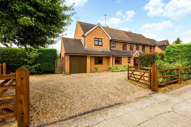 Thumbnail Semi-detached house to rent in Church View, White Waltham, Maidenhead