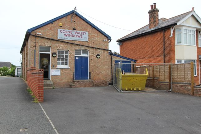 Thumbnail Light industrial to let in Tidings Hill, Halstead