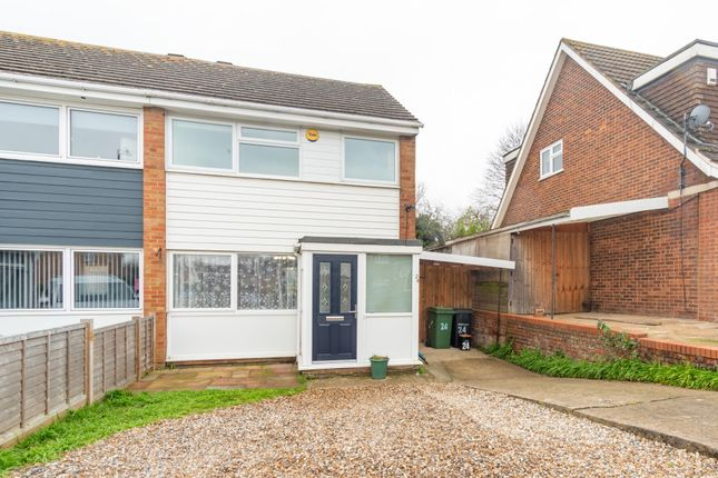 Thumbnail Semi-detached house to rent in Forest Hill, Forest Hill, Maidstone, Kent