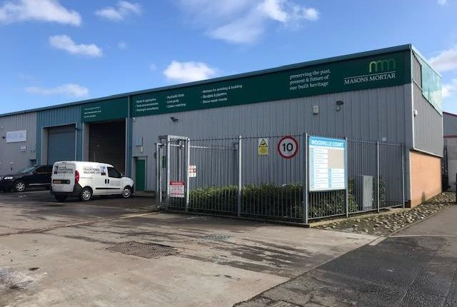 Thumbnail Light industrial to let in Unit I, Woodville Court, Govan, Glasgow, Lanarkshire