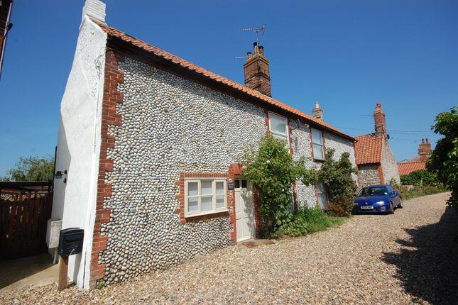 2 bed cottage for sale in Morston Road, Blakeney, Holt