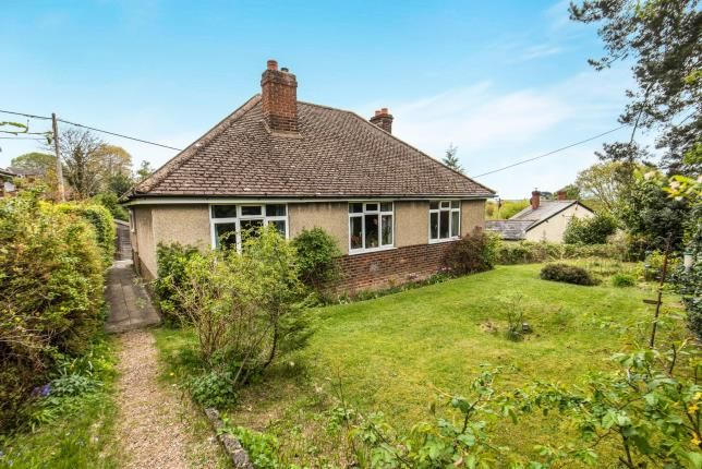 Thumbnail Bungalow for sale in Farnham, Surrey, United Kingdom