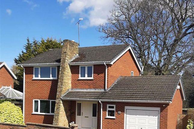 3 bed detached house for sale in Greenside, Mold, Flintshire CH7