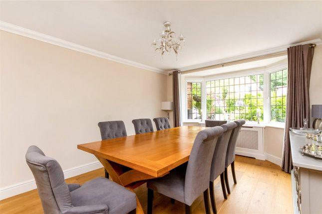 Dining Room of Broadwood Avenue, Ruislip, Middlesex HA4