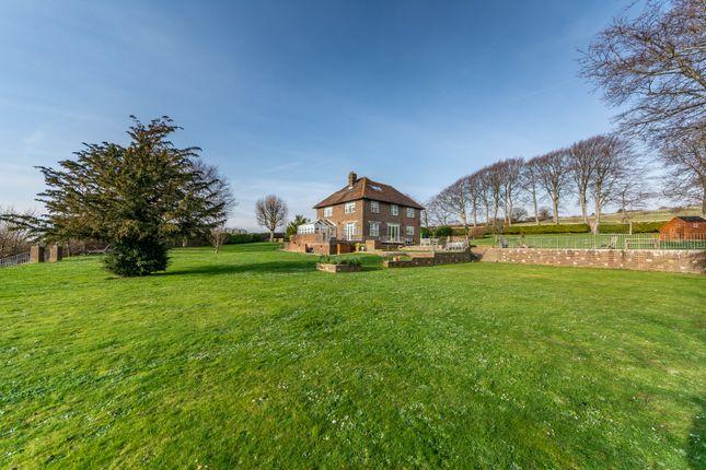 Garden of Lambleys Lane, Sompting, West Sussex BN14