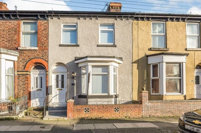 Front of Dove Road, Liverpool, Merseyside L9