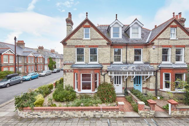 Thumbnail Semi-detached house for sale in Willis Road, Cambridge