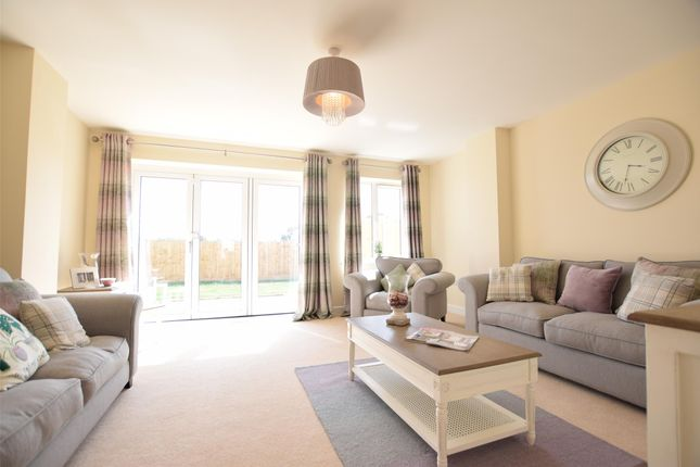 Thumbnail Link-detached house for sale in Avon Valley Gardens Bath Road, Keynsham, Bristol