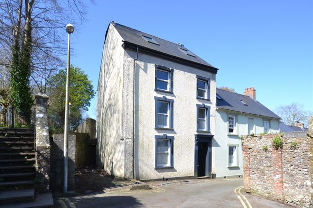 Thumbnail End terrace house for sale in Hermons Hill, Haverfordwest