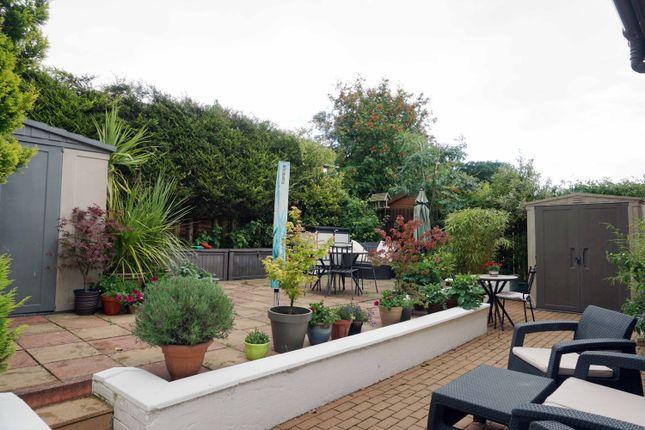 Rear Gardens of Langdale, Stewartfield, East Kilbride G74
