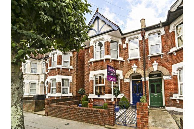 Thumbnail Semi-detached house for sale in Waddon Park Avenue, Croydon