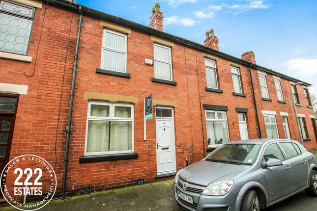 Thumbnail Terraced house to rent in Lytherton Avenue, Cadishead, Manchester