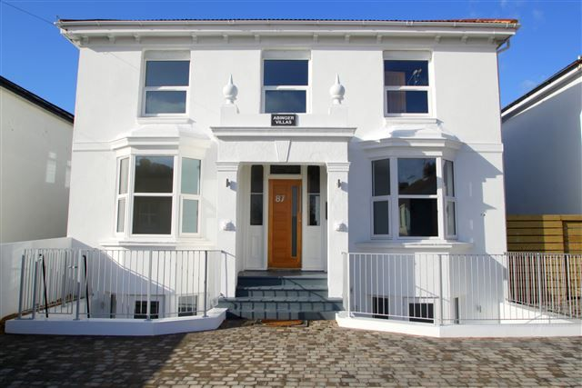 Thumbnail Flat for sale in Abinger Villas, Abinger Road, Portslade, East Sussex