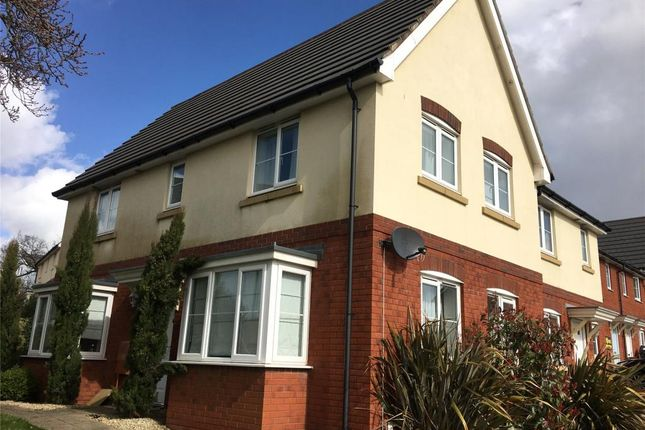 Thumbnail Semi-detached house to rent in Elizabethan Way, Teignmouth, Devon