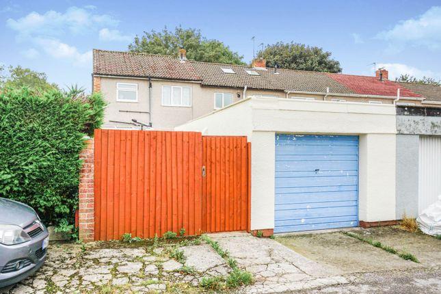 Garage of Apperley Close, Yate, Bristol BS37